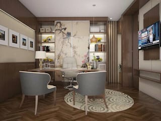 Kantor Rajasaland Bandung Kantor & Toko Modern Oleh Maxx Details Modern