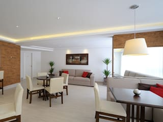 Salão de Festas Aline Dinis Arquitetura de Interiores