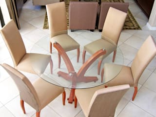 REIS Dining roomTables Kaca