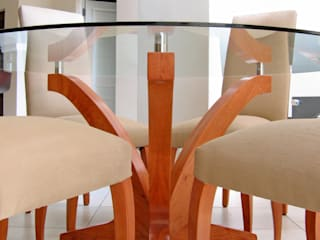 REIS Dining roomTables Glass