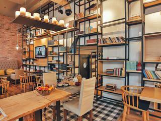 Palmiye Koçak Sandalye Masa Koltuk Mobilya Dekorasyon – Cafe Tasarım:  tarz