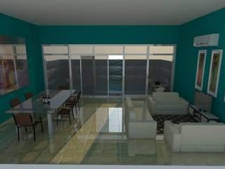 Project - Interior Villa Room Design Oleh Designer Banten
