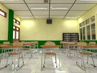 Project - Desain Interior Kelas Oleh Designer Banten