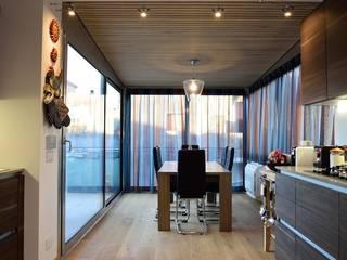 Casa RN 15 Cucina moderna di CalìArchitetti Moderno