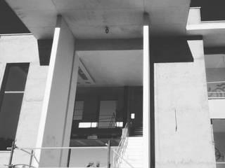 Vivienda unifamiliar en Urbaniación La Alcayna de Sistemas Metálicos Murcia Moderno