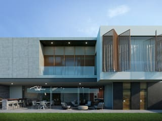 Houses by HAC Arquitectura,