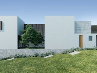 Houses by HAC Arquitectura