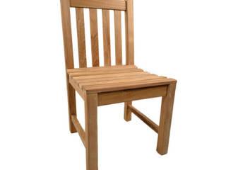 Palmiye Koçak Sandalye Masa Koltuk Mobilya Dekorasyon – İroko Bahçe Sandalyesi:  tarz