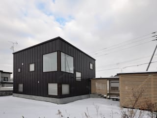Casas estilo moderno: ideas, arquitectura e imágenes de to be Designed Moderno