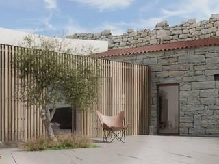 David Bilo | Arquitecto Casas de estilo rústico