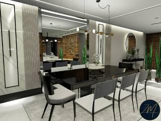 Moderne Esszimmer von ZM ARQUITETURA Modern