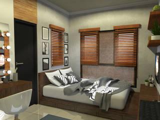 Enzy Storia Bedroom Oleh Studié