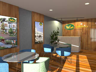 Jababeka Office Cikarang (Design) Oleh Studié