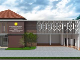 Kementerian Pertanian Bengkulu (Design) Oleh Studié