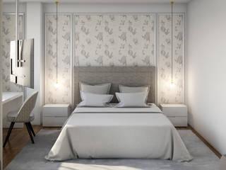 클래식스타일 침실 by Alma Braguesa Furniture 클래식