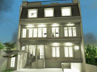 Perdatam Residence (Design dan Hasil) Oleh Studié