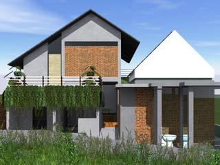 R House Pamulang (Design) Oleh Studié