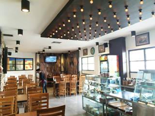 ROA Resto Pondok Indah Gastronomi Gaya Industrial Oleh Studié Industrial