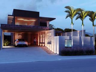 Casas  por Lozí - Projeto e Obra,