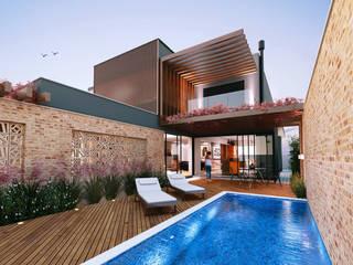 Pool by Lozí - Projeto e Obra, Modern