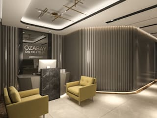 Modern Walls and Floors by S+D-esign Modern