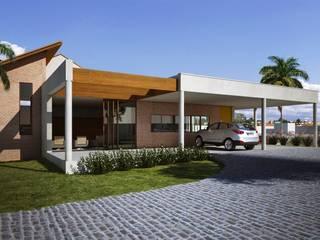 Дома в . Автор – Lozí - Projeto e Obra, Кантри