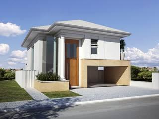 Houses by Lozí - Projeto e Obra, Modern