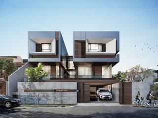 DH House (Desain) Oleh KHK Construction