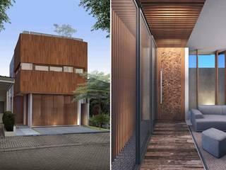 Oak House (Desain) Oleh KHK Construction