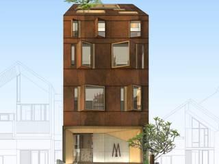 RD House (Desain) Oleh KHK Construction