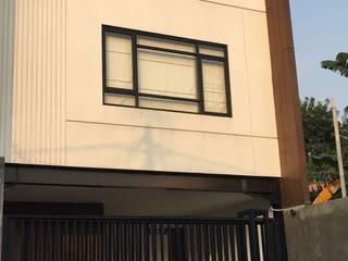 Rumah Duri Kepa Rumah Minimalis Oleh KHK Construction Minimalis