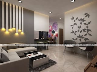 Living room designs Modern Living Room by Future Space Interior Modern