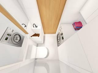 Bathroom by Sônia Beltrão Arquitetura , Modern
