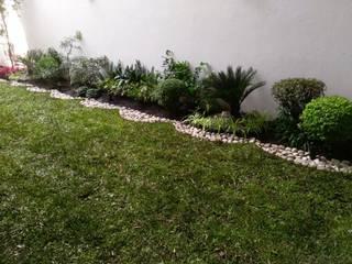 Proyecto Landscape Jardines modernos de Grupo Viesa Moderno