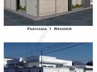 Casa Fonseca de Lentz Arquitectura Diseño y Construcción Moderno