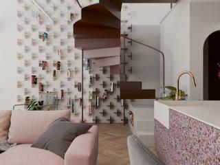 Mieszkanie w Poznaniu: styl , w kategorii  zaprojektowany przez ZONA Architekci Architekt Poznań, projektowanie wnętrz,