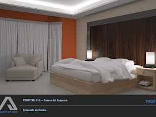 P. G. - Paseos del Guaycura de Gomar Arquitectura Moderno