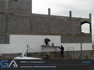 J. A. - Punta Azul de Gomar Arquitectura