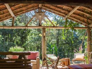 Cristina Szabo Designer de Bem-Estar Balkon Holz