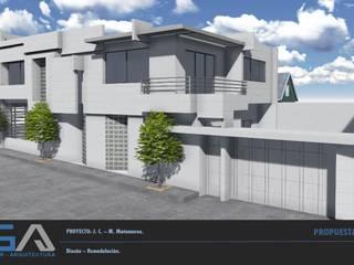 J.C. - M. Matamoros de Gomar Arquitectura