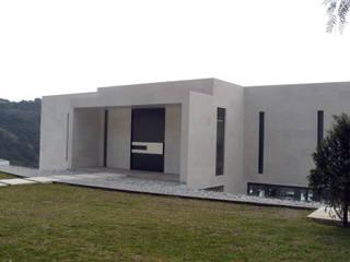Casa Estadía de ebanisART Espacio y Concepto Moderno