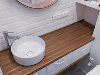 Тумбочка в ванную комнату от L8 Скандинавский