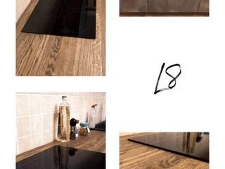 Столешница дубовая для кухни от L8 Лофт