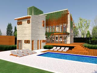 根據 Pedro Ivo Fernandes | Arquiteto e Urbanista 鄉村風
