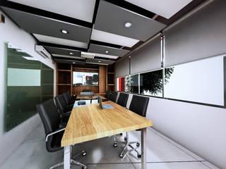 Edificios de Oficinas de estilo  por Am arquitectura