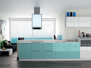 Best Modular Kitchen Designs For Your Home By Suraj Wood.:   by Suraj Acrylic Panels