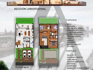 ALTOZANO 167 de Adalberto Gamez Arquitectos