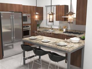 Cocina Lobo de Modelaxo Moderno