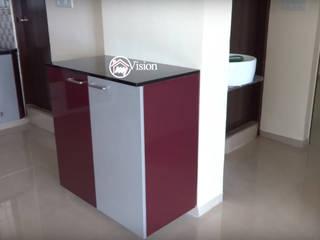 Kiran | Modular Kitchen, Jeedimetla:  Kitchen by My Vision Interiors
