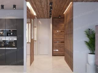 Неоклассика Коридор, прихожая и лестница в классическом стиле от ED - Architect & design STUDIO Классический